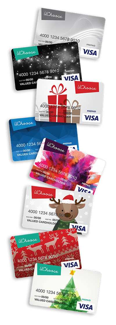 Get the card which fits your business